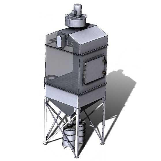 Mid Range Shaker
